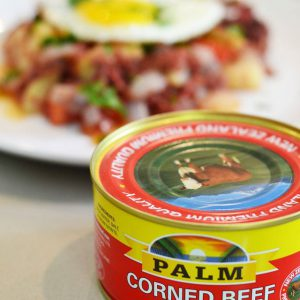 Corinthian Distributes grocery stores favorite asian philippines foods like palm corned beef