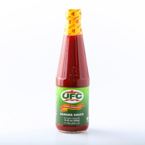 10 0000 014285001010 UFC Banana Sauce Big Regular No.1