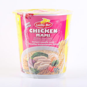 15 06264807770272134 Lucky Me Instant Cup Chicken P Noodle 70g No.1