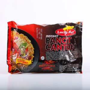 15 06444807770271229 Lucky Me Instant Pancit Canton Hot Chili 60g No.1