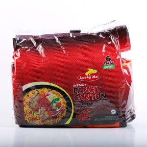15 0644M64807770272172 Lucky Me instant Canton Hot Chili 6 Pack 60g No.1