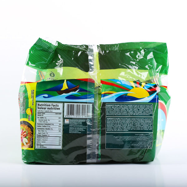 15 0646M6 4807770272189 Lucky Me Instant Pancit Canton Chilimansi 6 pack No.2