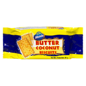 15 0832 4807770101694 Monde Butter Coconut Biscuits 90g No.1