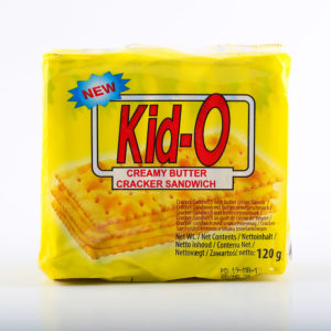 15 0838 4807770190162 Kid O Creamy Sandwich 120g No.1