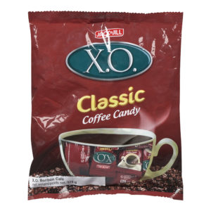 25 1048 4800016475016 Xo Candy Coffee 175g No.1