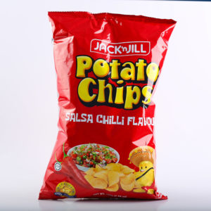 25 115819556196000808 Jack N Jill Poato Chips Salsa and Chili 160 g No.1
