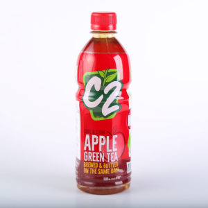 25 1216 4800016052132 C2 Green Tea Apple Drink 500ml No.1