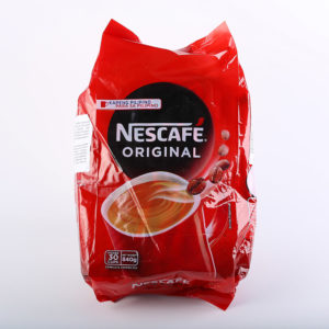 25 1262 4800361403801 Nescafe Blend Brew Original 8x30x28g No.1