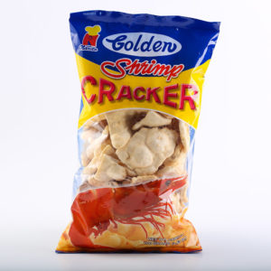 65 1162 4809010107121 Golden Shrimp Cracker 100g No.1