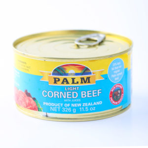 65 1616L 635168304747 Palm Corned Beef Lite No.1