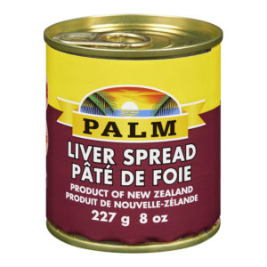 65 1652 39403145301872 Palm Liver Spread 227g No.1