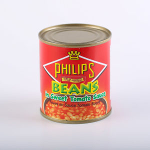 67 1626 870580007115 Philips Beans in Tomato Sauce 225g No.1