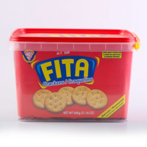 85 0016 750515017108Fita Crackers in TUB 600g No.1