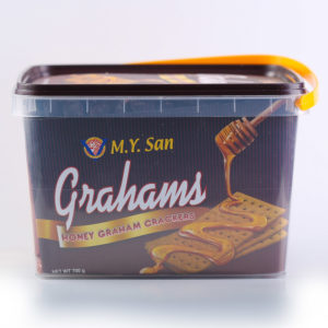 85 0046750515021105 Graham Crackers Pails 700 g No.1