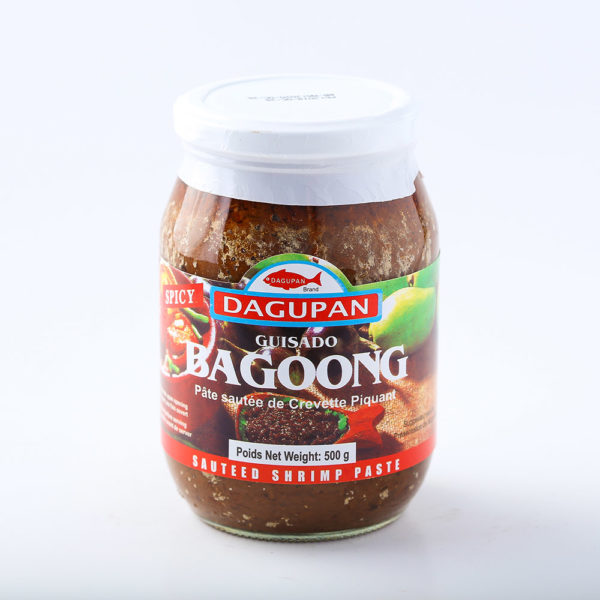 90 0030022392573733DAgupan Sauteed Shrimp Paste Spicy No.1