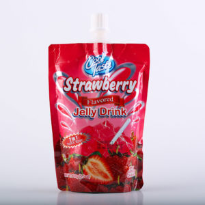 90 1228 022392478496 Cool Taste Strawberry Jelly Drink 160g No.3
