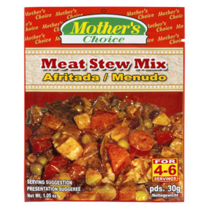 90 1808 022392476430 Meat Stew Mix No.1
