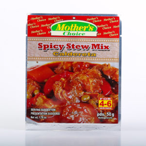 90 1836022392476133 Mothers Choice Spicy Meat Stew Calderata 50g No.1