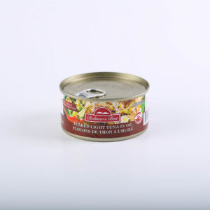 BB 1602 671606000406 Bolinaos Best Flaked light Tuna in Oil Hot Spicy 170g No.1