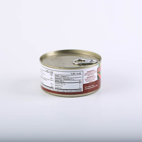 BB 1602 671606000406 Bolinaos Best Flaked light Tuna in Oil Hot Spicy 170g No.3
