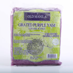 OLD 2028671606000949 Old Manila Grated Purple Yam Ube 16 oz No.1