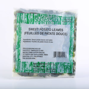 ROS 2062035447150223 Rosan Sweet Potato Leaves 8oz No.1