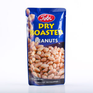 TOB 1412 4804888815062 Tobi Roasted Peanuts 120g No.1