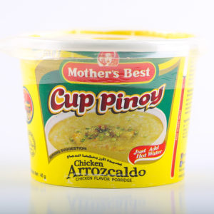 20 1856 4800068999997 Mothers Best Arrozcaldo in Cup 40g No.1