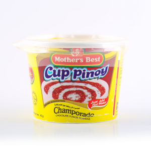 20 1860 4800068999980 Mothers Best cup Champorado 40g No.1