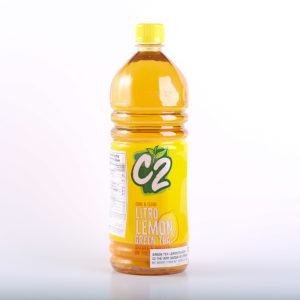 25 1222 4800016052767 C2 Lemon Green Tea 1000 ml No.1