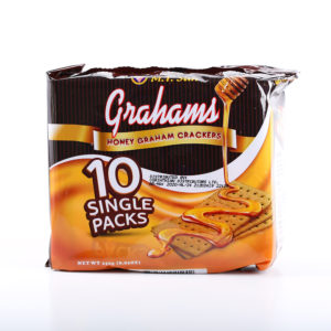 85 1010 750515021242 Graham Honey Cracker 250g No.1