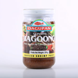 90 0022 Dagupan Sauteed Shrimp Paste Regular 230g No.1
