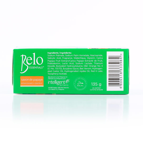 BEL 4004 4806518333984 Belo Essential Papaya 135g No.2
