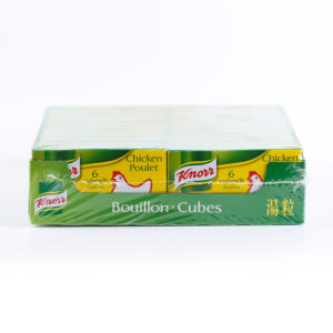 KN 70035 068400700357Knorr Chicken Bouillon Cubes 63g No.1